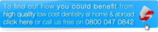 Click here to contact us about high quality low cost dentistry abroad